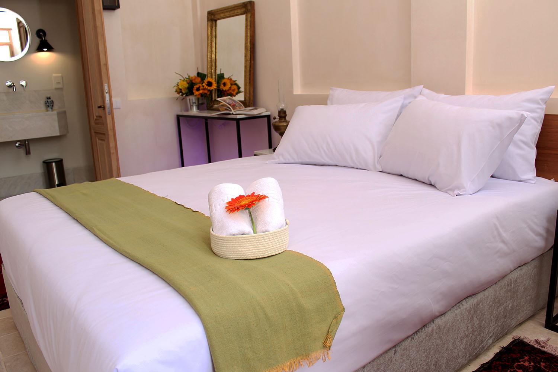 هتل زاویه کاشان