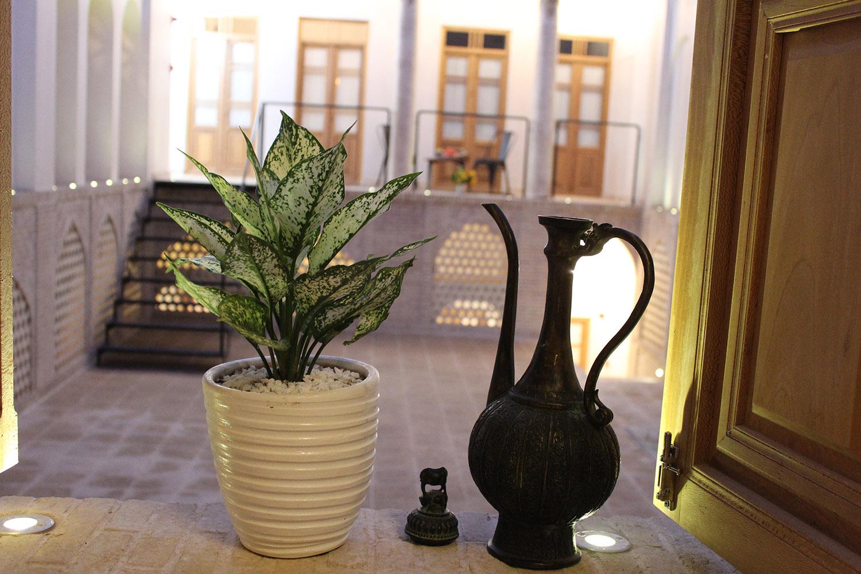 بوتیک هتل زاویه در شهر کاشان